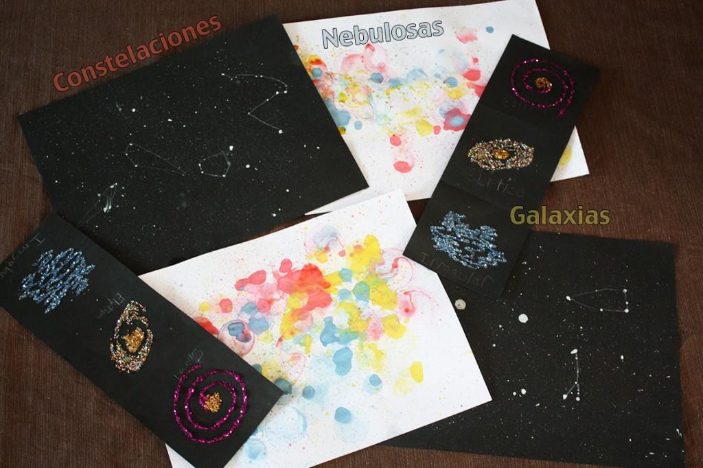 Espacio-lapbook