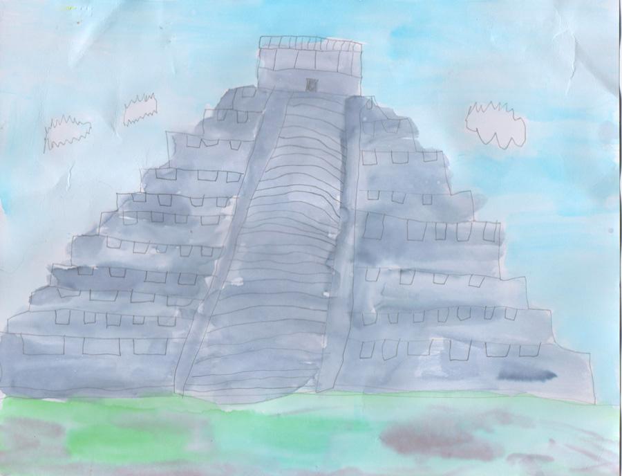 Chichen Itzá por Thomas