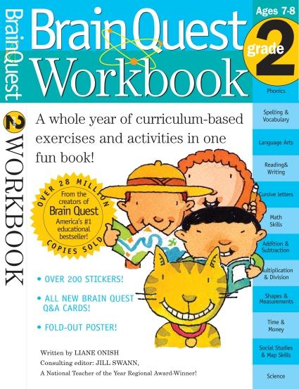 BrainQuest Workbook, Grade 2